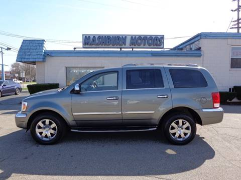 2009 Chrysler Aspen for sale at Mashburn Motors in Saint Clair MI