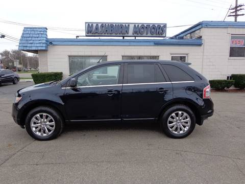 2008 Ford Edge for sale at Mashburn Motors in Saint Clair MI
