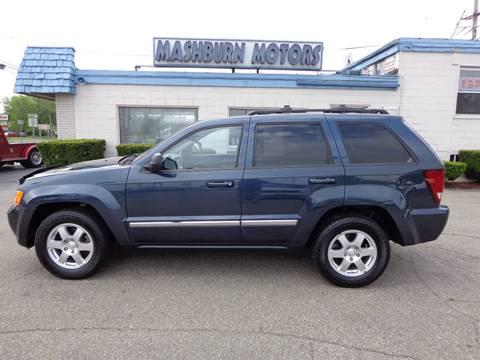 2010 Jeep Grand Cherokee for sale at Mashburn Motors in Saint Clair MI