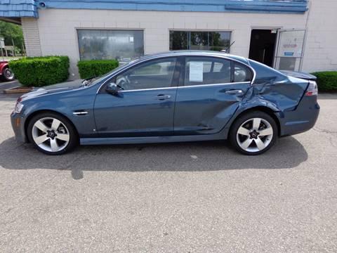 2009 Pontiac G8 for sale in Mount Clemens, MI