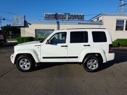 2012 Jeep Liberty for sale at Mashburn Motors in Saint Clair MI