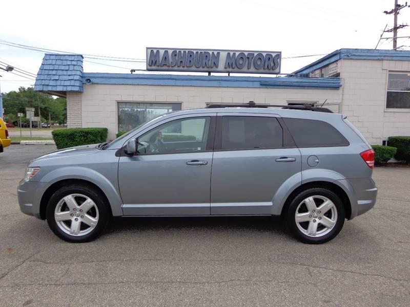 2009 Dodge Journey for sale at Mashburn Motors in Saint Clair MI