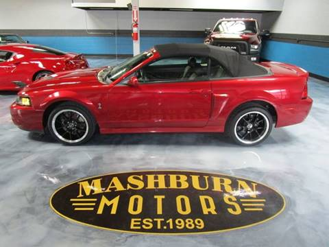 2003 Ford Mustang SVT Cobra for sale in Saint Clair, MI