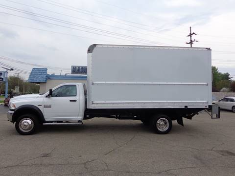 2017 RAM Ram Chassis 5500 for sale in Mount Clemens, MI