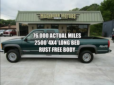 1996 GMC Sierra 2500 for sale in Saint Clair, MI