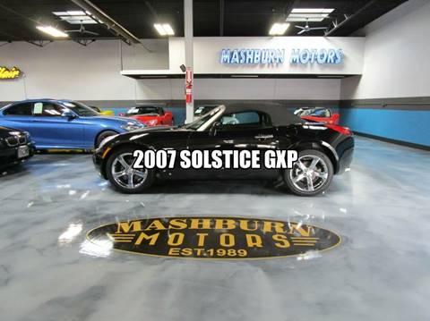 2007 Pontiac Solstice for sale in Saint Clair, MI