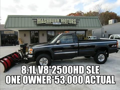 2003 GMC Sierra 2500HD for sale in Saint Clair, MI