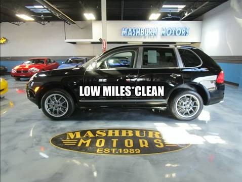 2006 Porsche Cayenne S for sale at Mashburn Motors in Saint Clair MI
