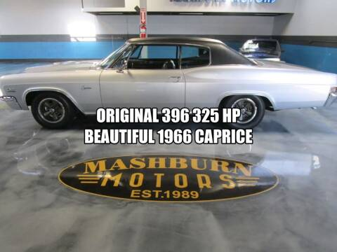 1966 Chevrolet Caprice for sale at Mashburn Motors in Saint Clair MI