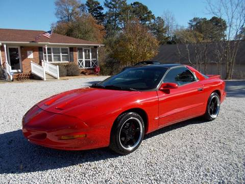 1996 Pontiac Firebird for sale in Spartanburg, SC