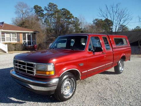 1993 Ford F-150 for sale at Carolina Auto Connection & Motorsports in Spartanburg SC