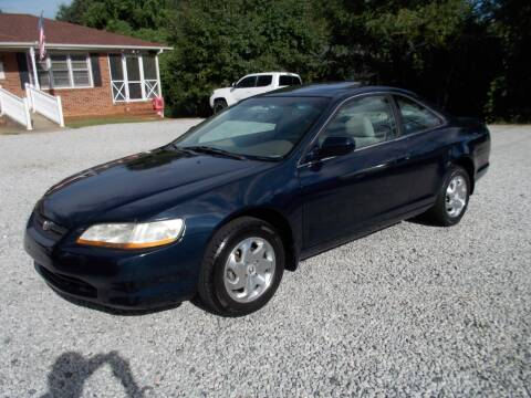 2000 Honda Accord for sale at Carolina Auto Connection & Motorsports in Spartanburg SC