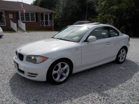 2011 BMW 1 Series for sale at Carolina Auto Connection & Motorsports in Spartanburg SC