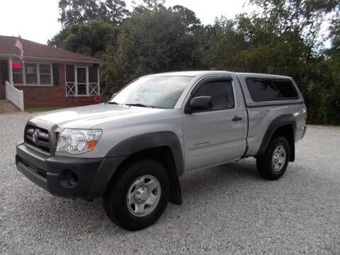 2006 Toyota Tacoma for sale at Carolina Auto Connection & Motorsports in Spartanburg SC