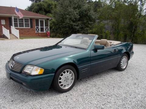 1998 Mercedes-Benz SL-Class for sale at Carolina Auto Connection & Motorsports in Spartanburg SC