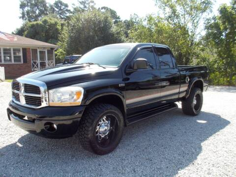 2006 Dodge Ram Pickup 1500 for sale at Carolina Auto Connection & Motorsports in Spartanburg SC