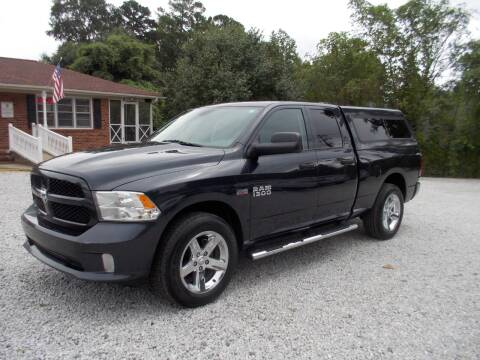 2013 RAM Ram Pickup 1500 for sale at Carolina Auto Connection & Motorsports in Spartanburg SC