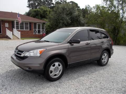 2010 Honda CR-V for sale at Carolina Auto Connection & Motorsports in Spartanburg SC