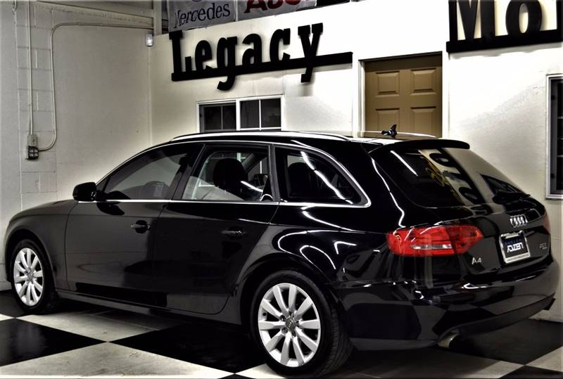 Used 2010 Audi A4 Wagon Pricing - For Sale | Edmunds