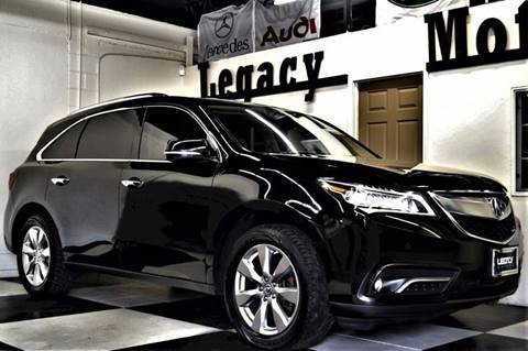 2015 Acura MDX for sale in Roseville, CA
