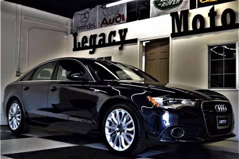 2014 Audi A6 for sale in Roseville, CA