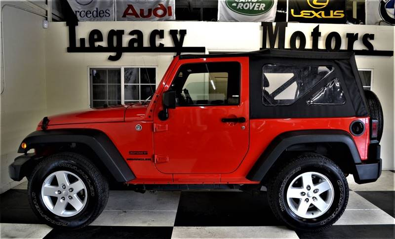 jeep with wrangler roseville sport ca utility in door pin