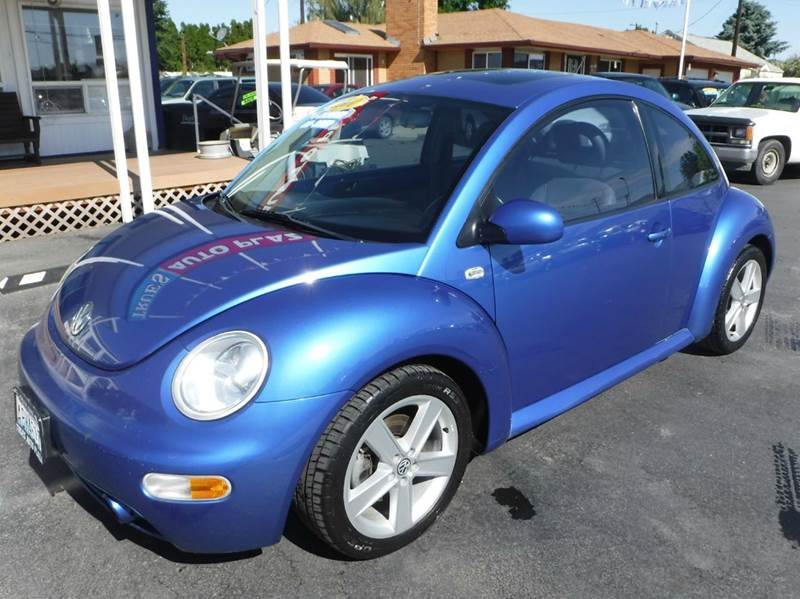 2001 Volkswagen New Beetle for sale at True's Auto Plaza in Union Gap WA