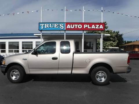 1997 Ford F-150 for sale at True's Auto Plaza in Union Gap WA
