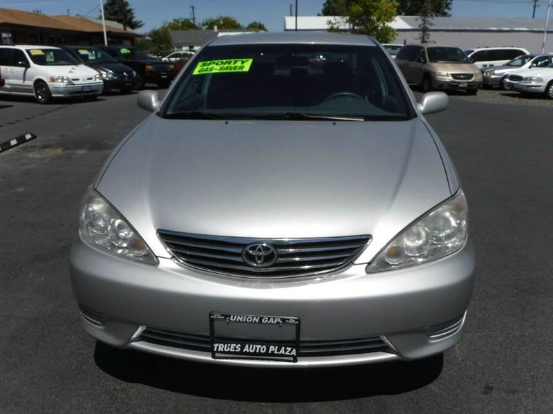 2005 Toyota Camry for sale at True's Auto Plaza in Union Gap WA