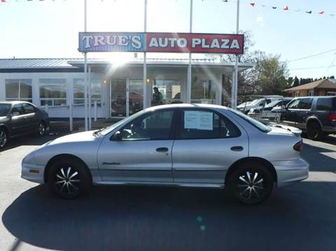 2001 Pontiac Sunfire for sale at True's Auto Plaza in Union Gap WA