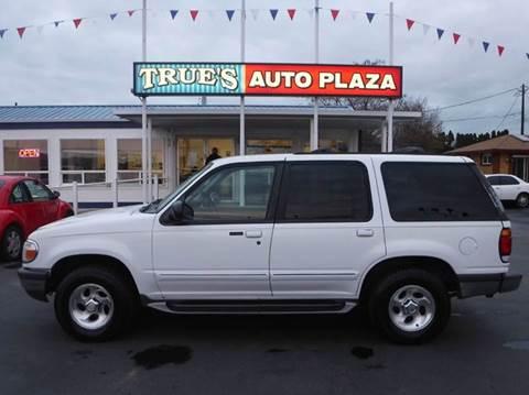 1997 Ford Explorer for sale at True's Auto Plaza in Union Gap WA