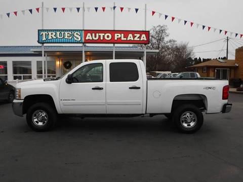 2008 Chevrolet Silverado 2500HD for sale at True's Auto Plaza in Union Gap WA