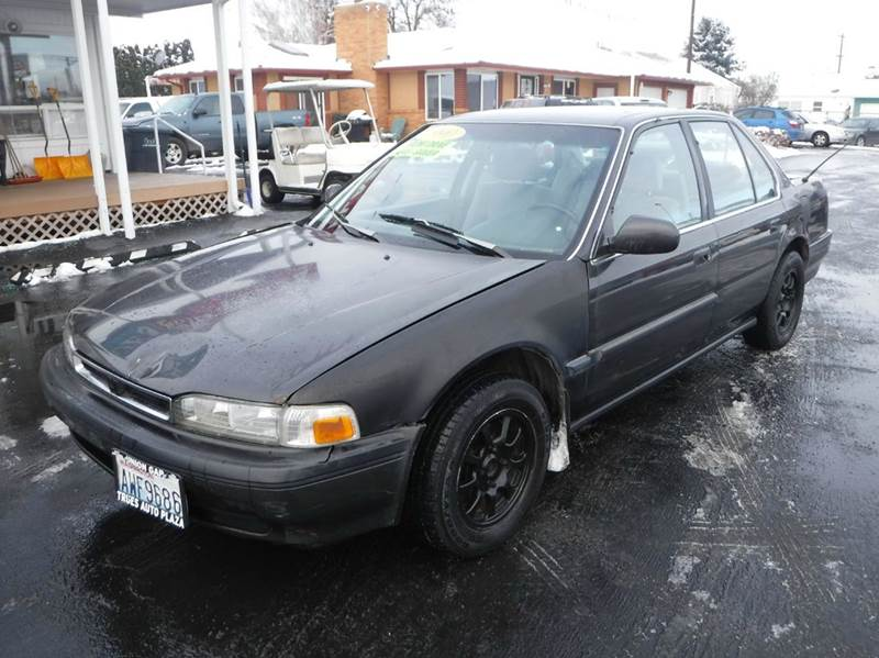 1991 Honda Accord for sale at True's Auto Plaza in Union Gap WA