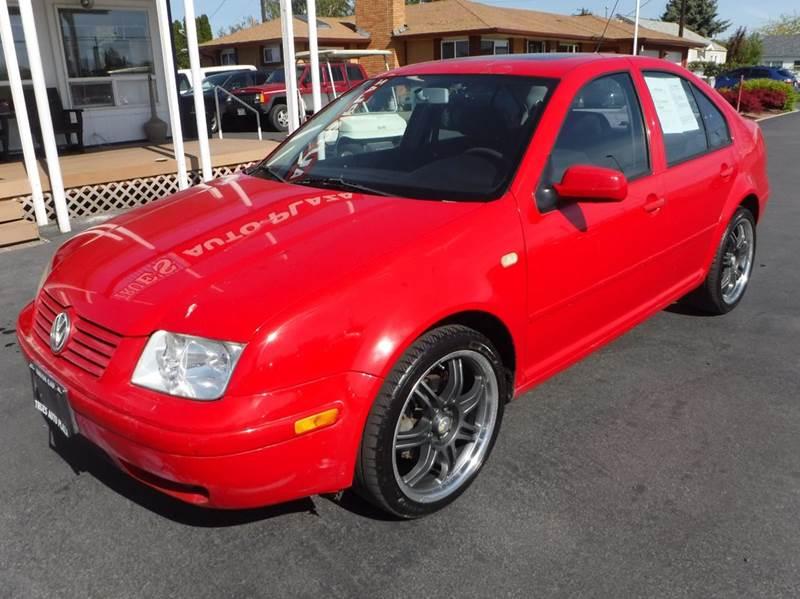 2000 Volkswagen Jetta for sale at True's Auto Plaza in Union Gap WA