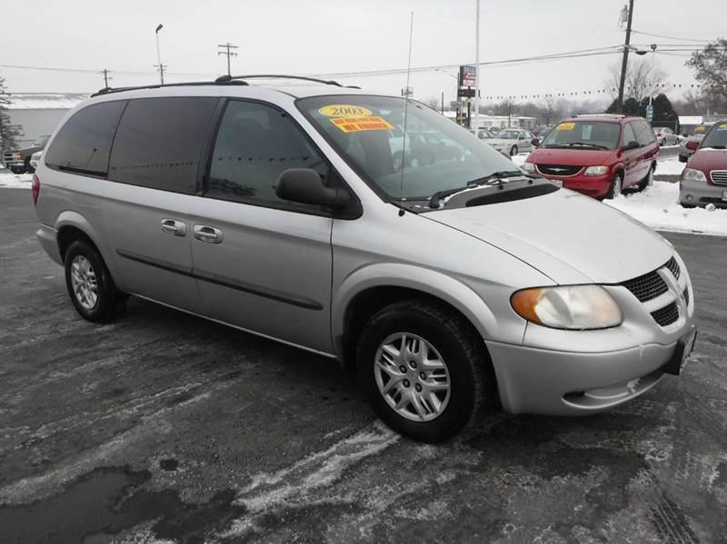 2003 Dodge Grand Caravan for sale at True's Auto Plaza in Union Gap WA