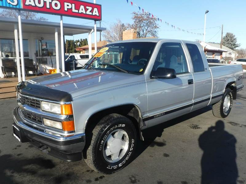 1996 Chevrolet C/K 1500 Series for sale at True's Auto Plaza in Union Gap WA