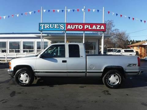 1996 Chevrolet C/K 1500 Series for sale at True's Auto Plaza in Union Gap WA