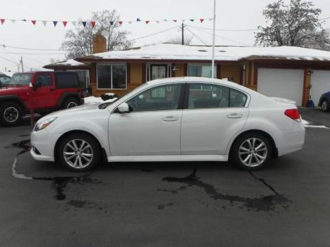 2013 Subaru Legacy for sale at True's Auto Plaza in Union Gap WA