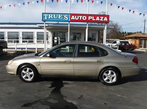 2000 Ford Taurus for sale at True's Auto Plaza in Union Gap WA