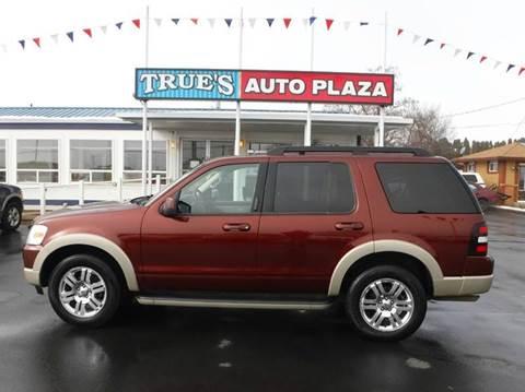 2010 Ford Explorer for sale at True's Auto Plaza in Union Gap WA