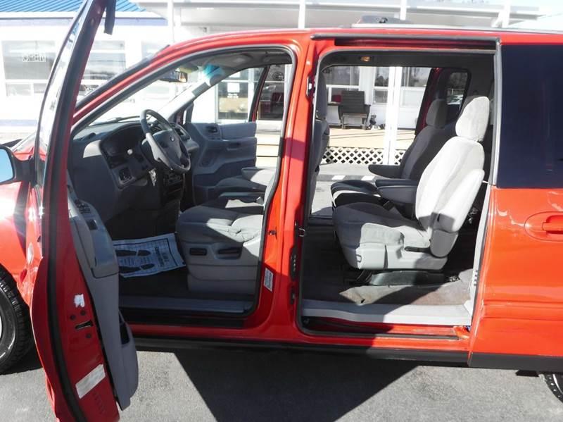 2001 Ford Windstar for sale at True's Auto Plaza in Union Gap WA
