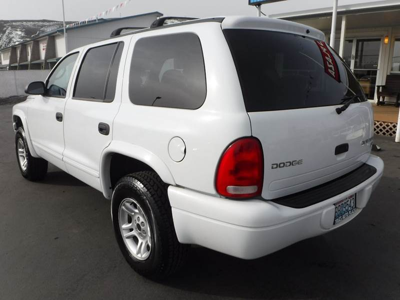2003 Dodge Durango for sale at True's Auto Plaza in Union Gap WA