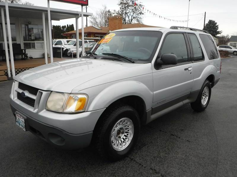 2001 Ford Explorer Sport for sale at True's Auto Plaza in Union Gap WA