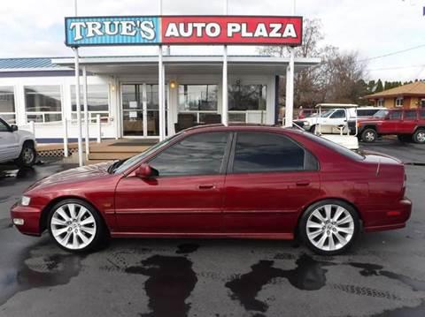 1995 Honda Accord for sale at True's Auto Plaza in Union Gap WA