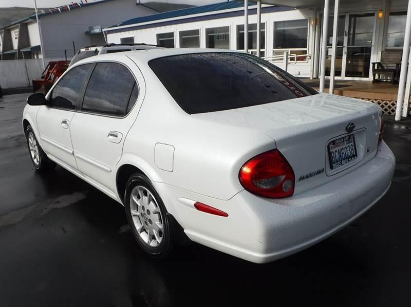 2000 Nissan Maxima for sale at True's Auto Plaza in Union Gap WA