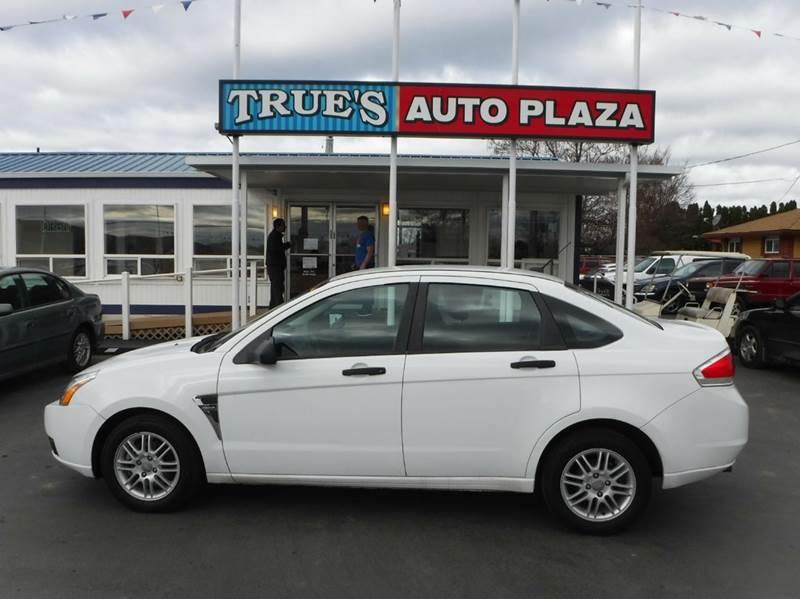 2008 Ford Focus for sale at True's Auto Plaza in Union Gap WA