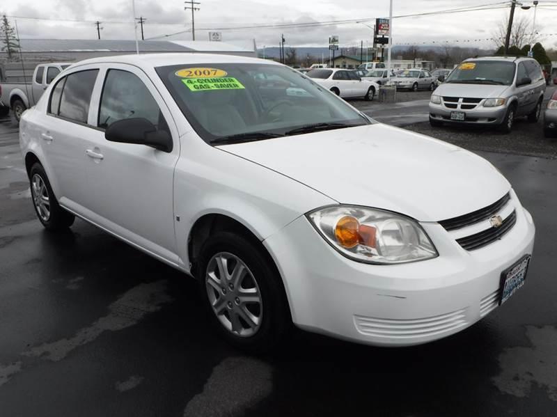 2007 Chevrolet Cobalt for sale at True's Auto Plaza in Union Gap WA