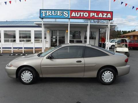 2004 Chevrolet Cavalier for sale at True's Auto Plaza in Union Gap WA