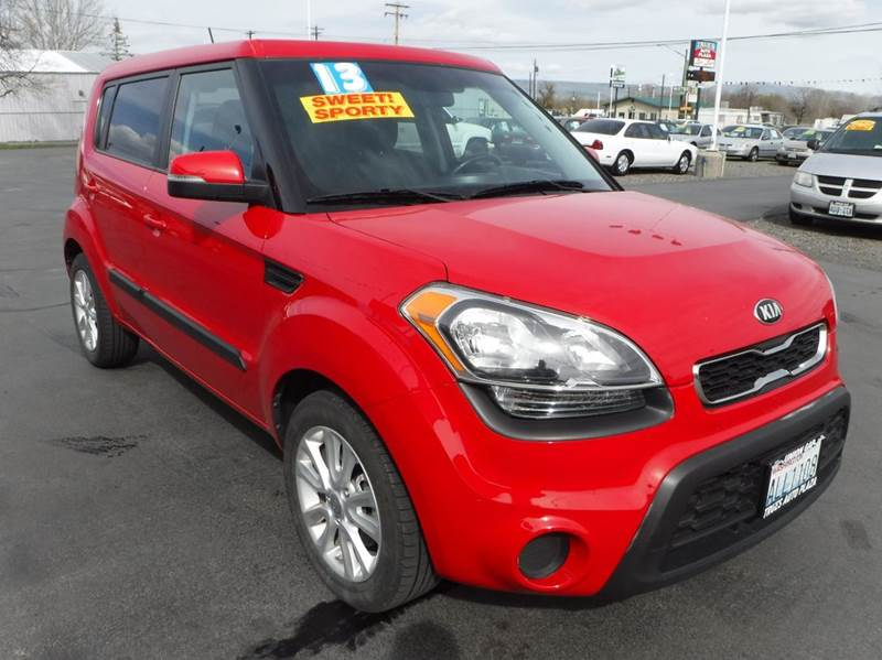 2013 Kia Soul for sale at True's Auto Plaza in Union Gap WA