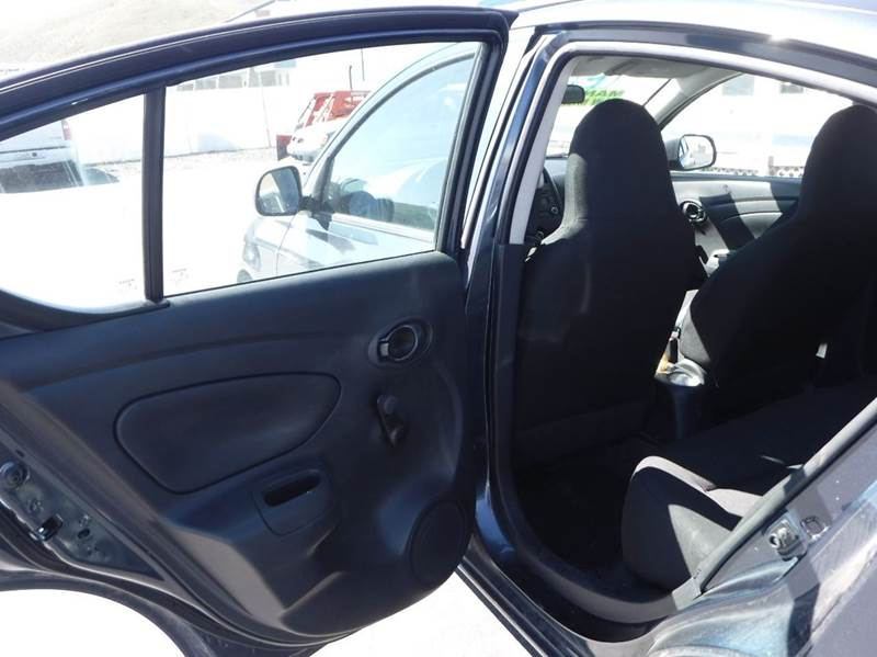 2015 Nissan Versa for sale at True's Auto Plaza in Union Gap WA